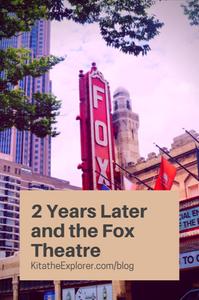 Fox Theatre & Cover Pic