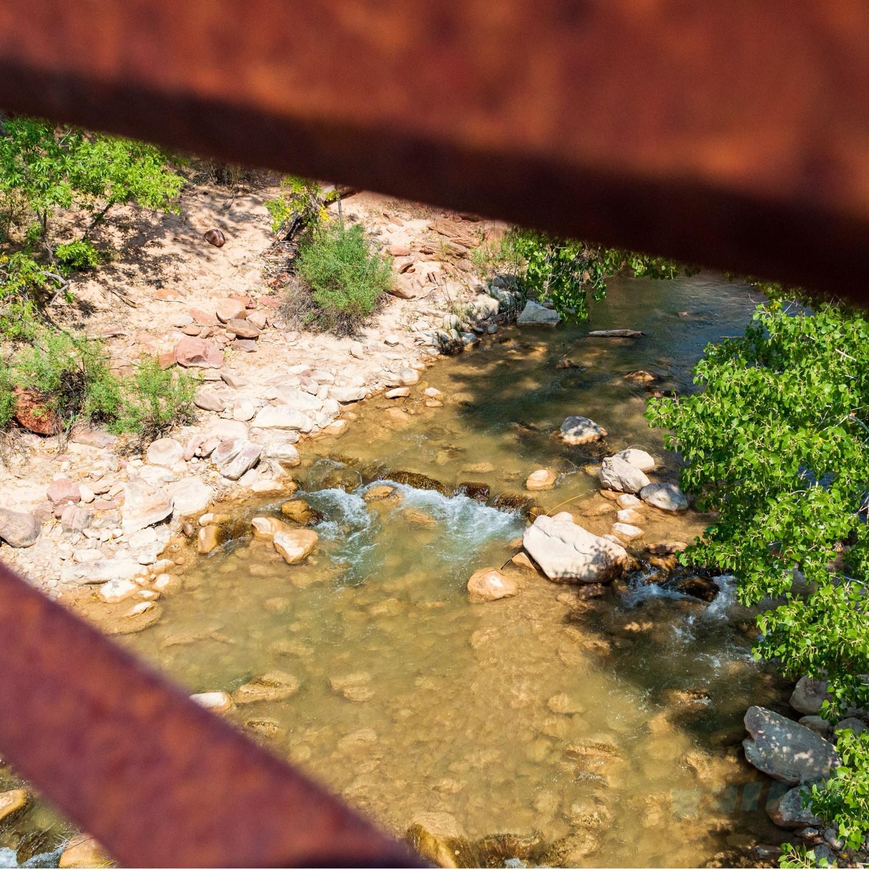 Looking at the Virgin River