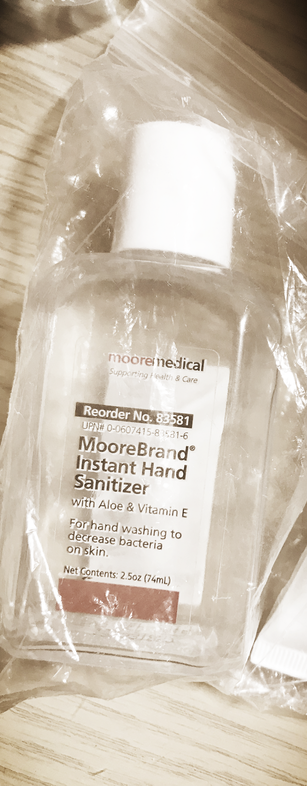 Picture of Hand Sanitizer by Kita the Explorer