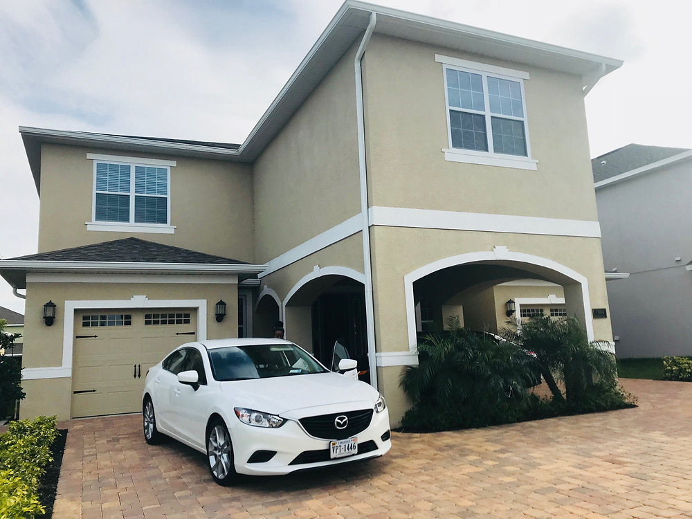 Picture our Florida home by Kita the Explorer