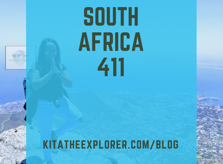 South Africa 411