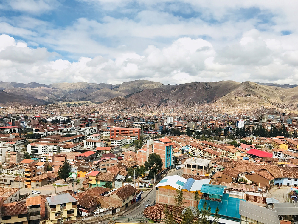 View from Cusco Hotel by Kita the Explorer