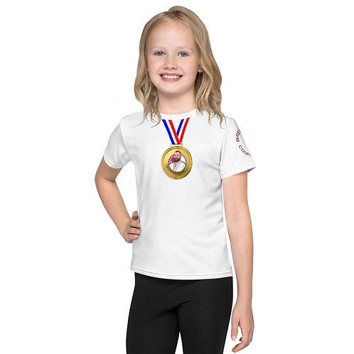 All-Over Print Kids Crew Neck T-Shirt copy