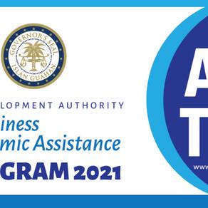 Guam Small Business Pandemic Assistance Grant Program 2021         괌 스몰 비지니스 팬데믹 지원 보조금프로그램 2021