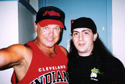 "WWE star Jerry ""The King"" Lawler"