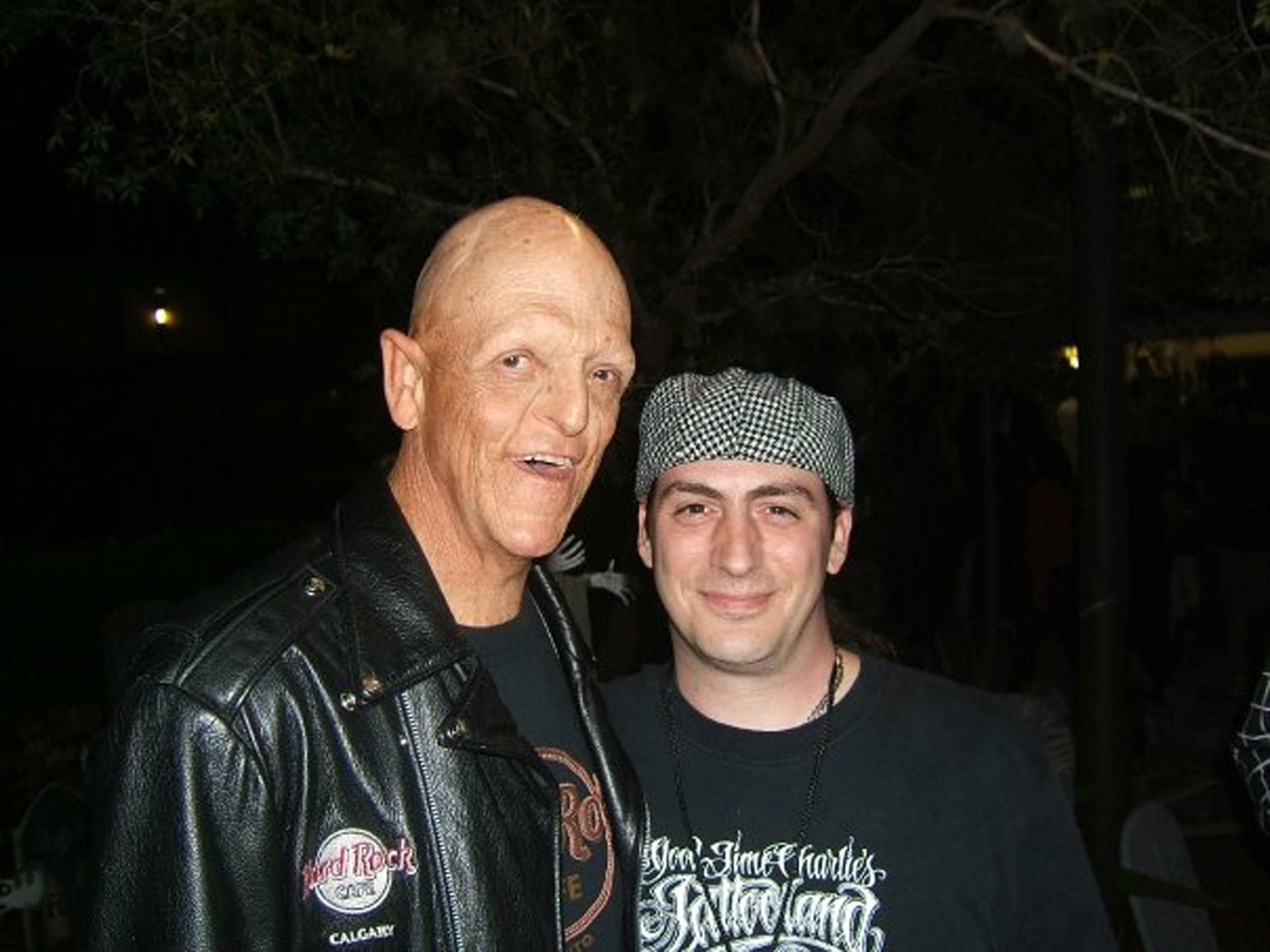 Actor Michael Berryman