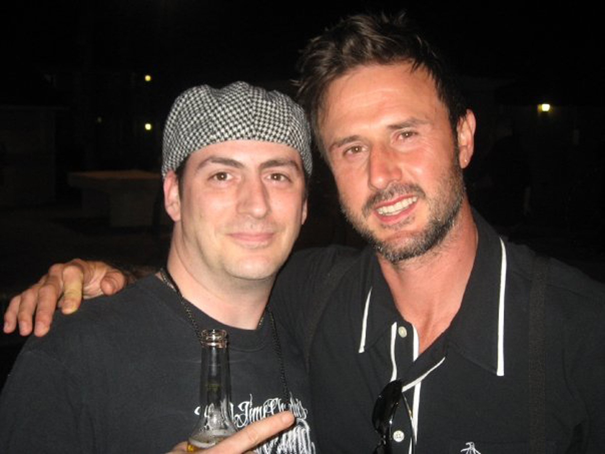 Actor & Producer David Arquette