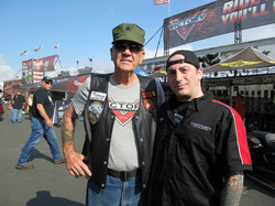 Actor R. Lee Ermey