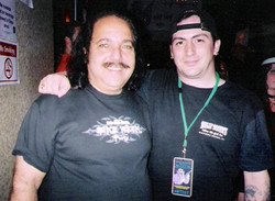 Adult film legend Ron Jeremy