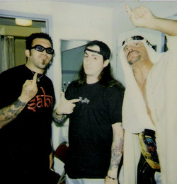 Film Director Lazie & Wrestler Sabu