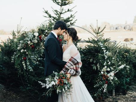 Christmas Wedding Ideas To Inspire You