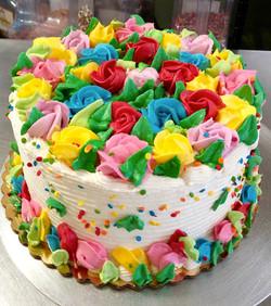 8 inch cake