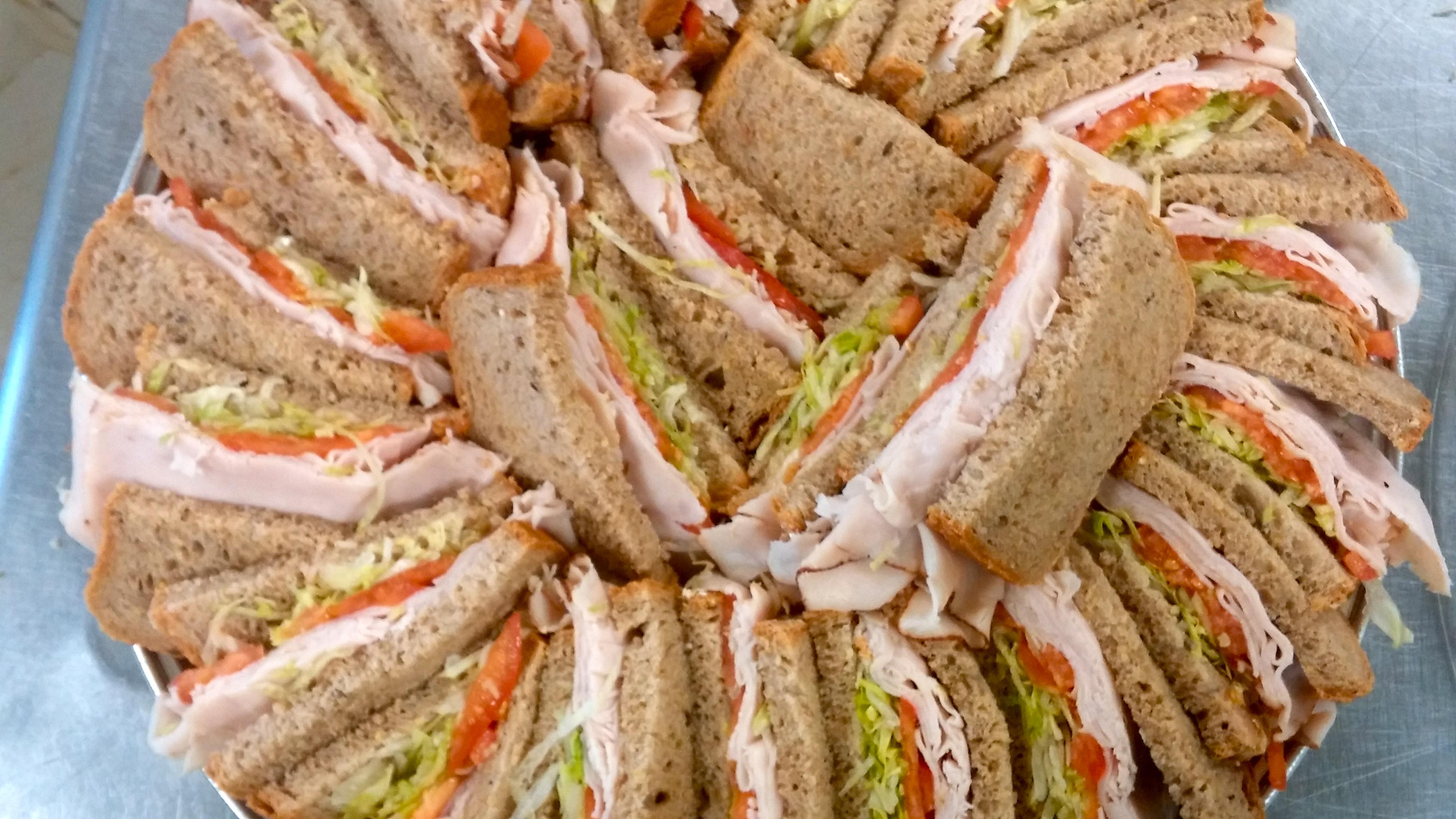 Premade Sandwich Platters