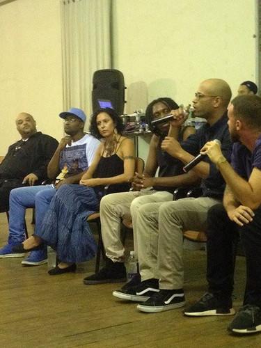 Linguagens Hip Hop (Brasil - Canadá) Assessoria para o Hip Hop