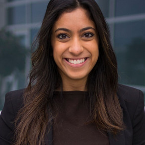 Asha Bhattacharya: Business Honors Student Making Strides in Her Undergraduate Research