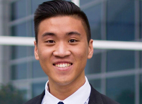 Jayson Djuhana's Journey Through College and Into the Business Professional World