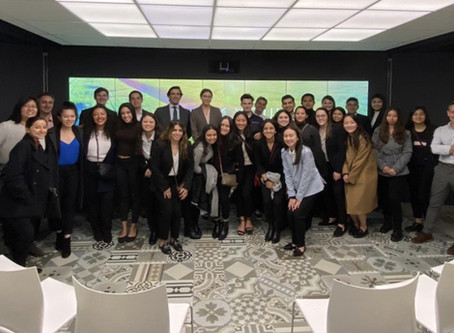 Business Honors Winter 2020 Study abroad