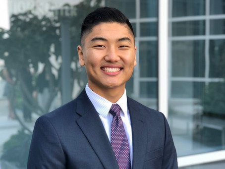 Is Jared Kawamoto More Well Rounded Than a Circle? (BH Student Spotlight)