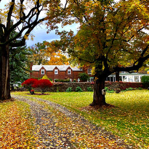 Fall Day at The Inn