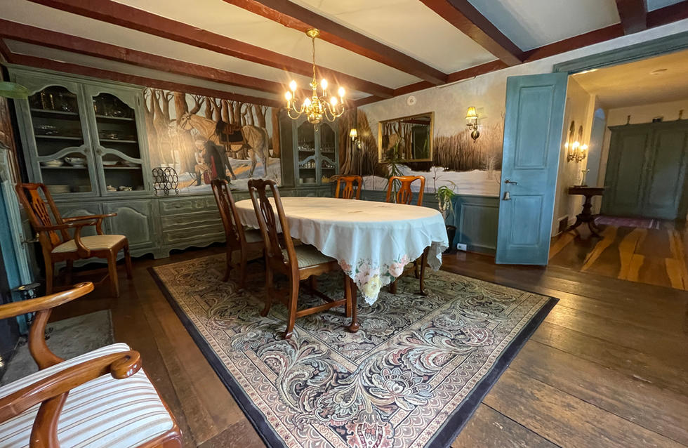 Fromal Dining Room