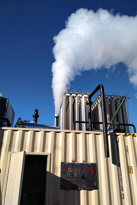 Rental Boiler