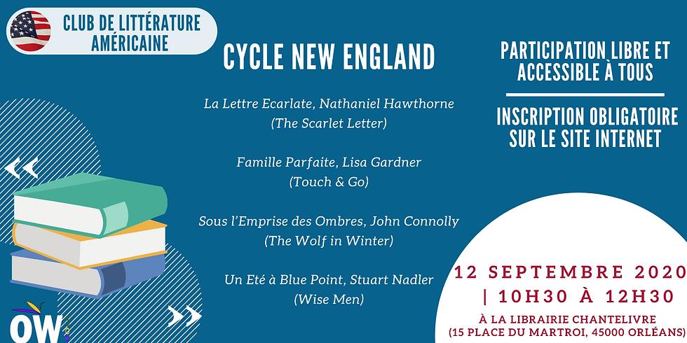 Club de littérature Septembre 2020