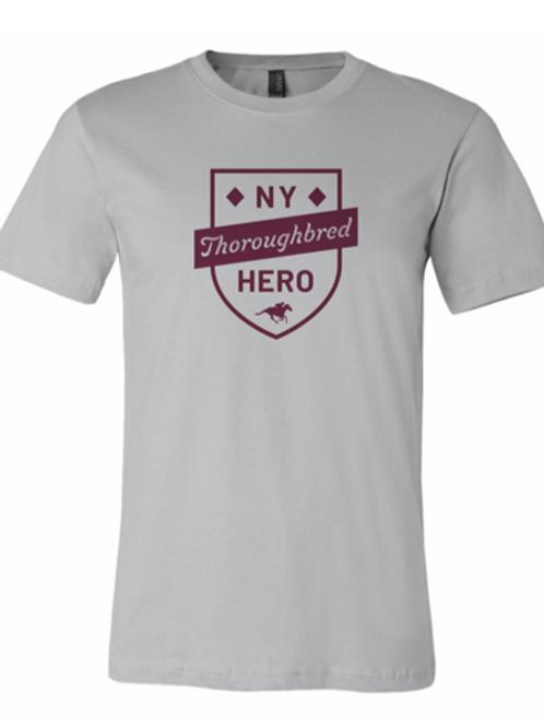 NY Thoroughbred Hero - Tiz the Law t-shirt   Unisex