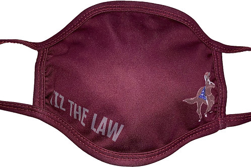 Tiz the Law Face Mask