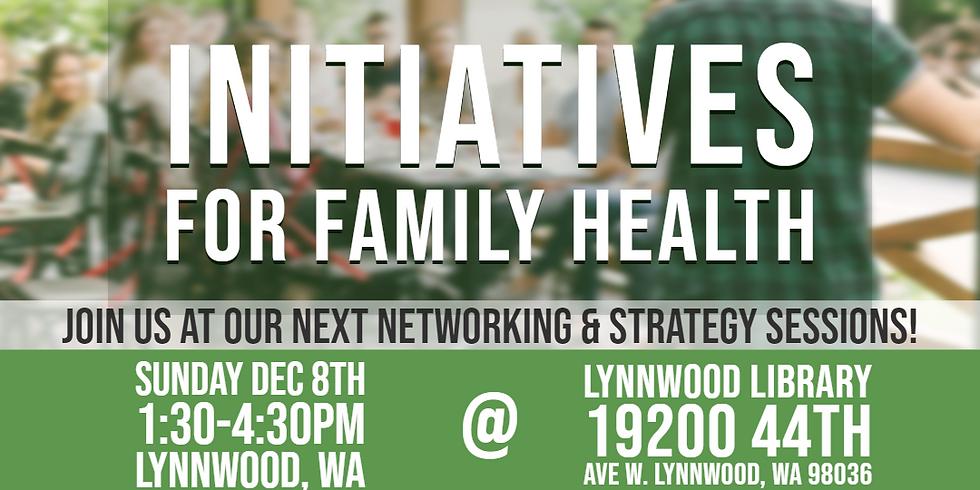 Meet & Greet, Empower & Strategize in Lynnwood, WA!