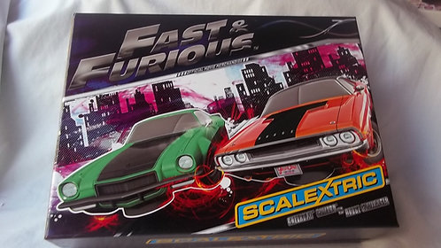 Scalextric Limited Edition Fast & Furious(New)