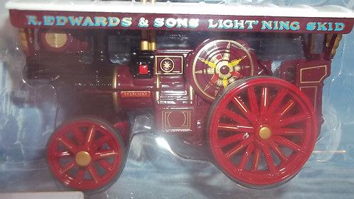 "Corgi Steam Rally Collection ""Starlight"" R.Edwards"