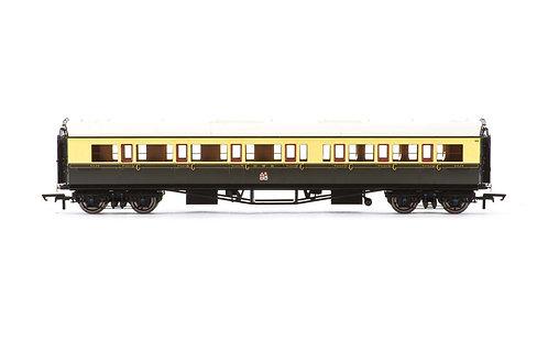 R4682A GWR Collett 'Bow Ended' Corridor Composite (L/H) 6528 - Era 3