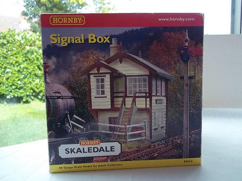 Hornby Skaledale Signal Box R8534 OOG/1:76