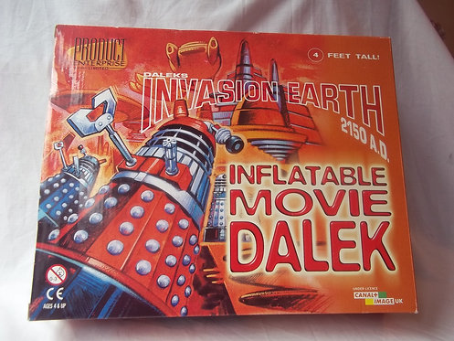Dr.Who Inflatable Movie Dalek Limited Edition