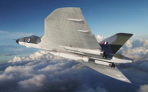 A12011 Avro Vulcan B.2 (Series12-1:72 Scale)
