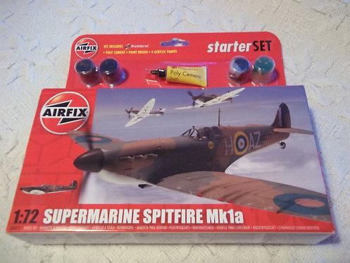 Airfix 1:72 Supermarine Spitfire Mk 1a A50077