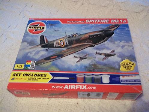 Airfix 1:72 Supermarine Spitfire Mk1a  A91071
