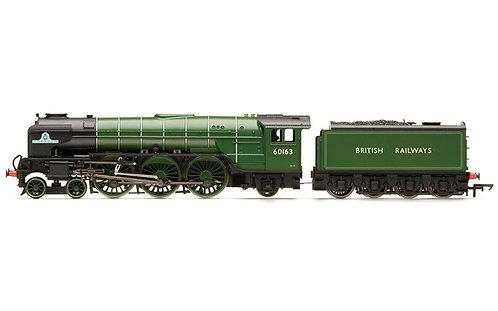 R3663 TTS RailRoad BR,Peppercorn A1 Class, 4-6-2, 60163 'Tornado' with TTS Sound