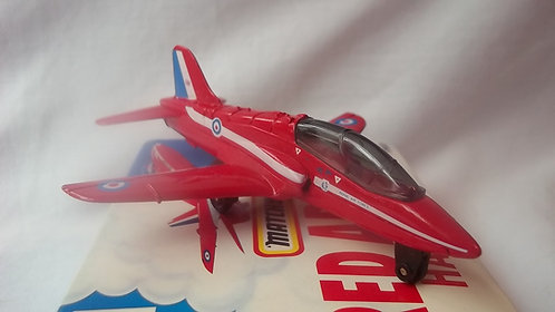 Matchbox Red Arrows Hawk T Mk 1A Scale 1:10