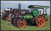 Kettering Vintage Rally & Steam Fayre