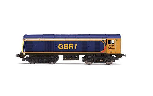 R3912 GBRf, Class 20/9, Bo-Bo, 20901 - Era 10