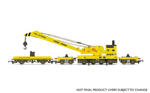 R6897 BR, 75T Breakdown Crane - Era 6