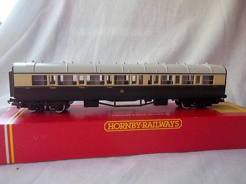 Hornby Railways GWR Composite Coach R.456