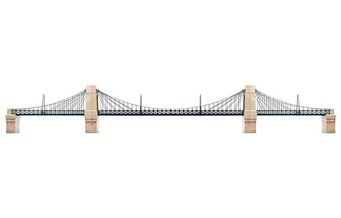 R8008 Grand Suspension Bridge Kit