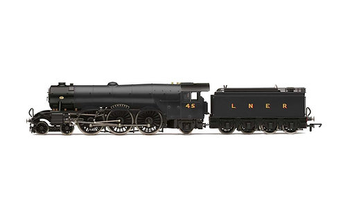 R30087 LNER A3 Class No.45'Lemberg'(diecast footplate & flickering firebox)