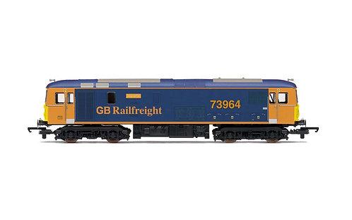 R3910 GBRf, Class 73, Bo-Bo, 73964 'Jeanette' - Era 11