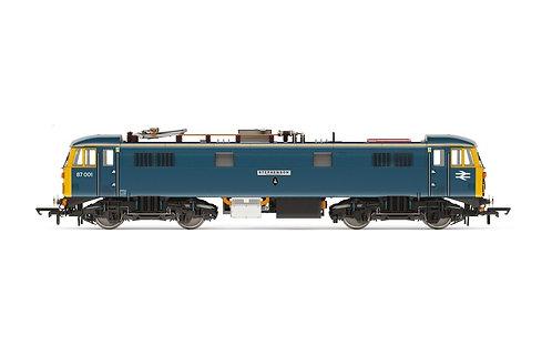 R3739  BR Class 87 Bo-Bo 87001(dual named) 'Royal Scot' &'Stephenson'