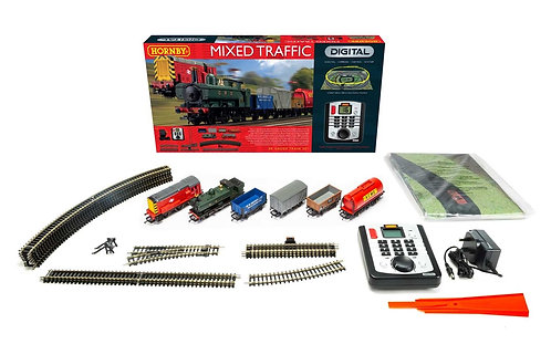 Hornby R1236 Mixed Goods Train Set