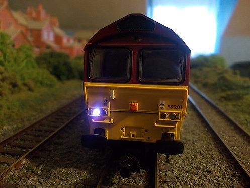 Hornby & Lima Class 59 /1 (12V) DC Analogue Lighting Kit
