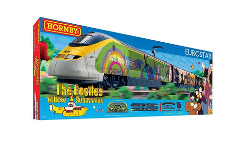 R1253M Eurostar 'Yellow Submarine' Train Set